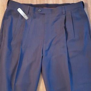 HAGGAR Men's Dress Pants, Size 40 - NWT